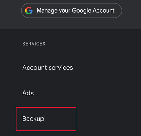 Android SMS Wiederherstellung