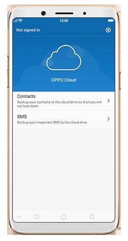 Abrufen von Daten von Oppo Reno Telefonen