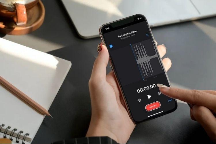 Wiederherstellen gelöschter Sprachaufnahmen auf dem iPhone