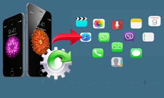 Wie um Daten wiederherstellen Nach Fabrik iPhone zurücksetzen