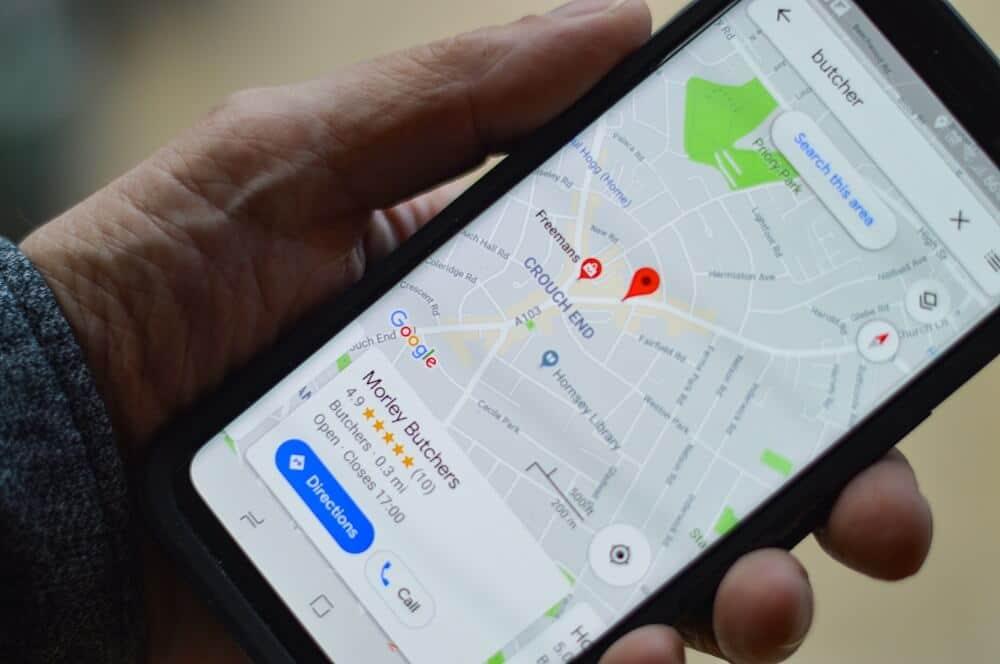 beheben Google Maps funktioniert nicht auf Android