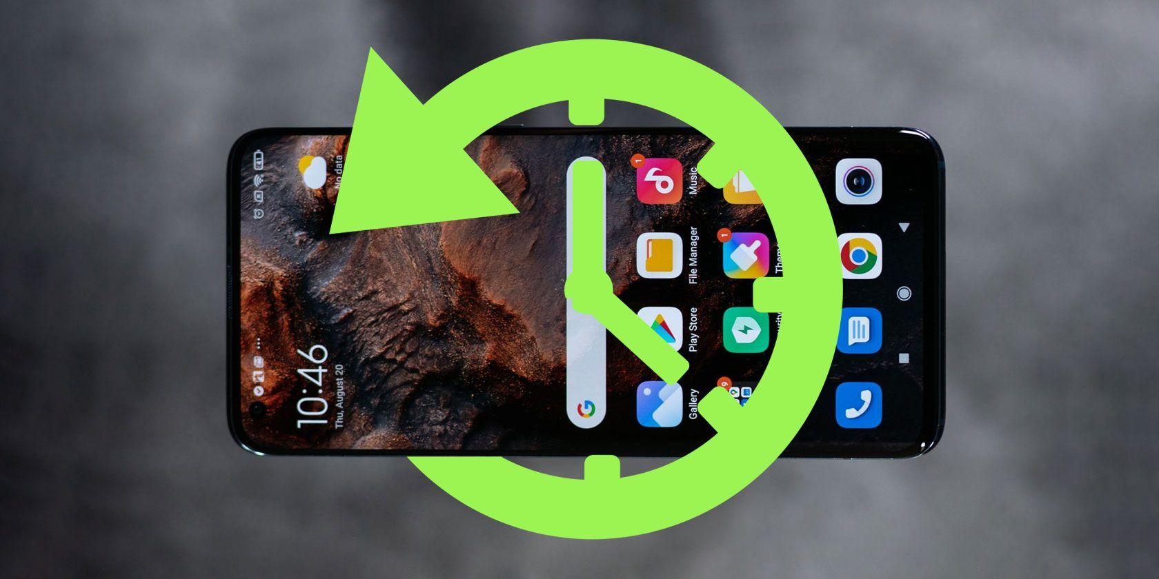 Wiederherstellung Gelöschte App-Daten auf Android-Telefon